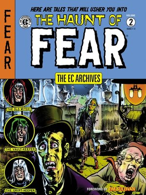 cover image of The Haunt of Fear (1950), Volume 2