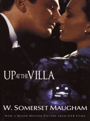 cover image of Up at the Villa