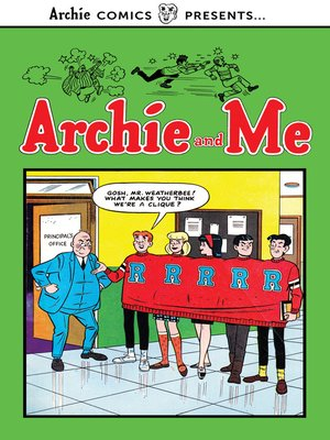 cover image of Archie and Me Volume 1