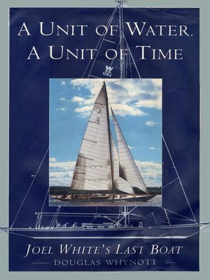 cover image of A Unit of Water, a Unit of Time