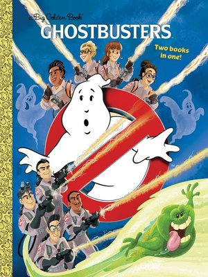 cover image of Ghostbusters 2016 Big Golden Book