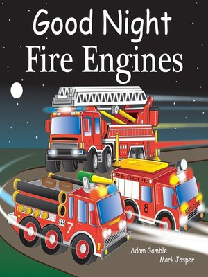 cover image of Good Night Fire Engines