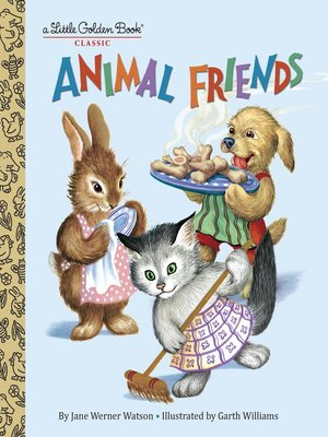cover image of Animal Friends