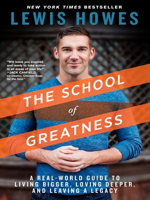 cover image of The School of Greatness