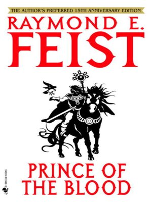 cover image of Prince of the Blood