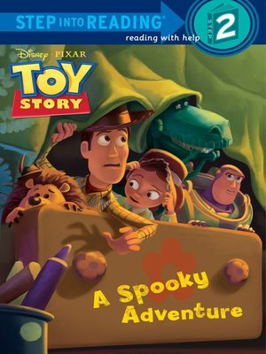cover image of A Spooky Adventure