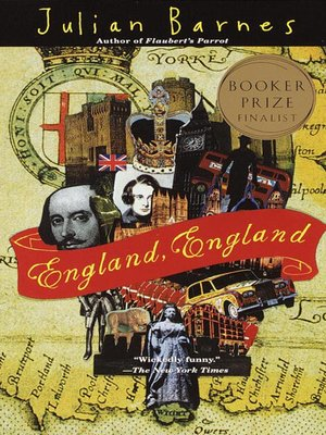 cover image of England, England