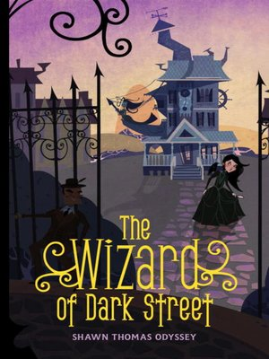 cover image of The Wizard of Dark Street