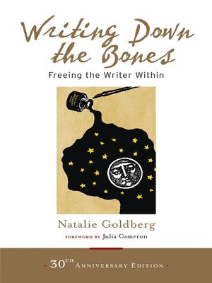 cover image of Writing Down the Bones
