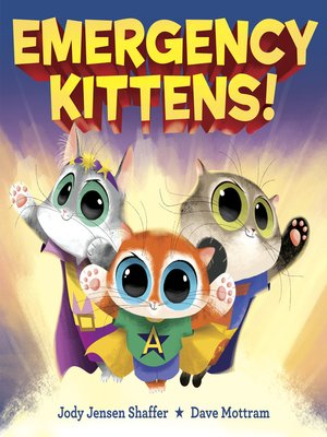 cover image of Emergency Kittens!