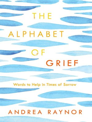 cover image of The Alphabet of Grief