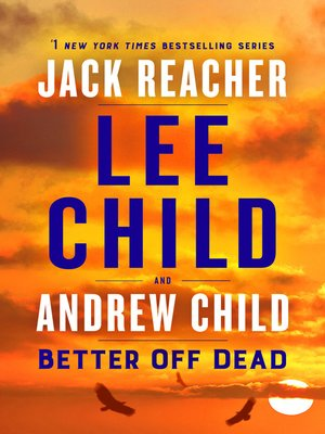 cover image of Better Off Dead