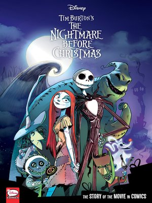 cover image of Disney the Nightmare Before Christmas