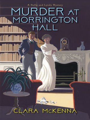 cover image of Murder at Morrington Hall