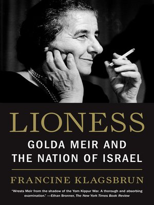 cover image of Lioness
