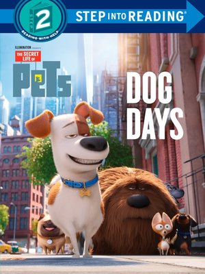 cover image of Secret Life of Pets Deluxe Step into Reading #2