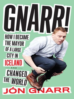 cover image of Gnarr