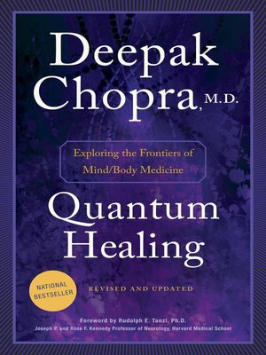 cover image of Quantum Healing (Revised and Updated)