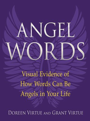cover image of Angel Words