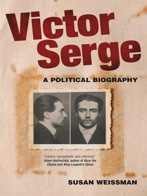 cover image of Victor Serge