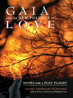 cover image of Gaia and the New Politics of Love