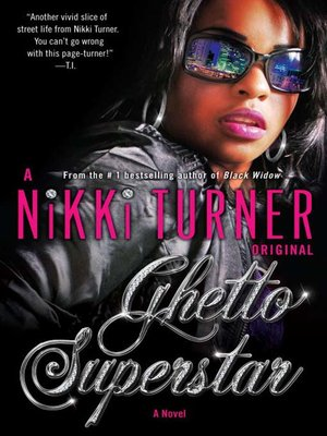 cover image of Ghetto Superstar