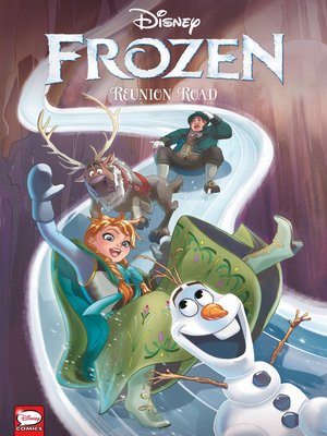 cover image of Disney Frozen: Reunion Road