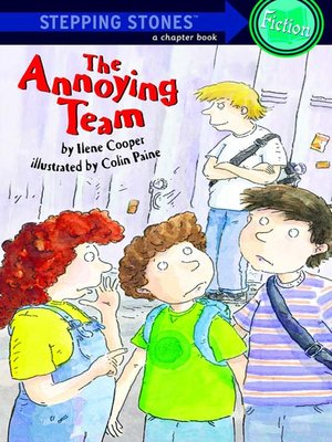 cover image of The Annoying Team