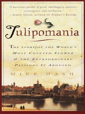 cover image of Tulipomania