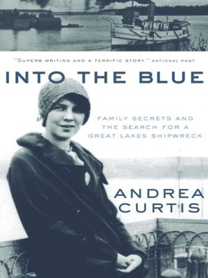 cover image of Into the Blue