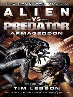 cover image of Alien vs. Predator: Armageddon