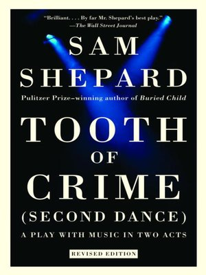 cover image of Tooth of Crime