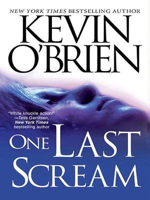 cover image of One Last Scream