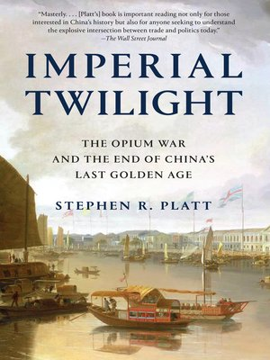 cover image of Imperial Twilight