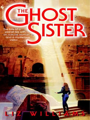 cover image of The Ghost Sister