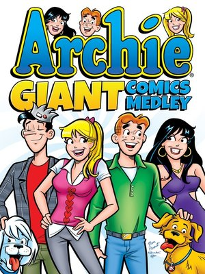 cover image of Archie Giant Comics Medley