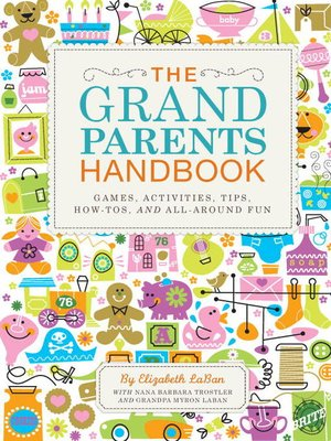 cover image of The Grandparents Handbook