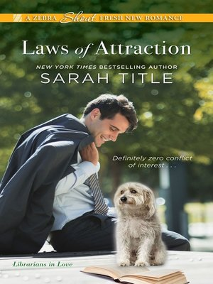 cover image of Laws of Attraction