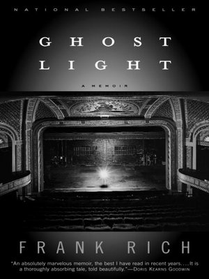 cover image of Ghost Light