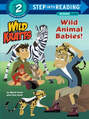 cover image of Wild Animal Babies!