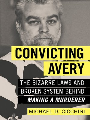 cover image of Convicting Avery