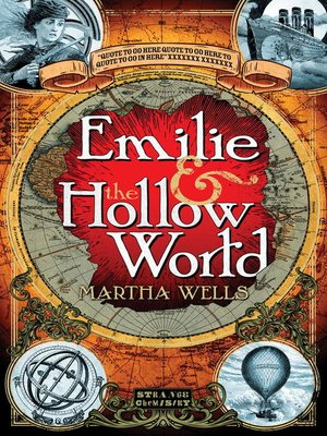 cover image of Emilie and the Hollow World