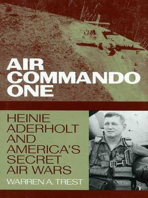 cover image of Air Commando One