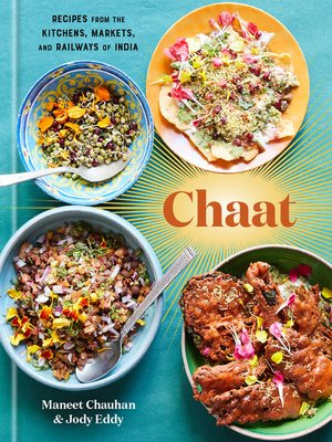 cover image of Chaat