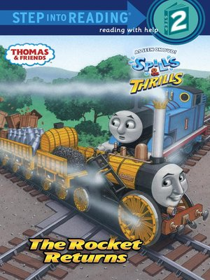 cover image of The Rocket Returns (Thomas & Friends)