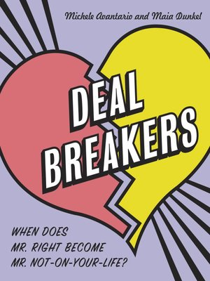 cover image of Deal Breakers
