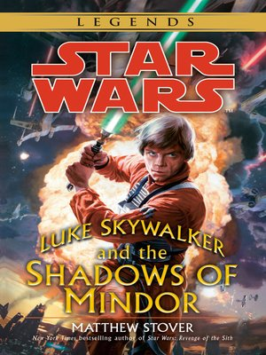 cover image of Luke Skywalker and the Shadows of Mindor