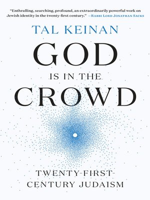 cover image of God Is in the Crowd