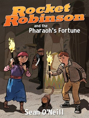 cover image of Rocket Robinson and the Pharaoh's Fortune