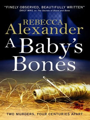 cover image of A Baby's Bones